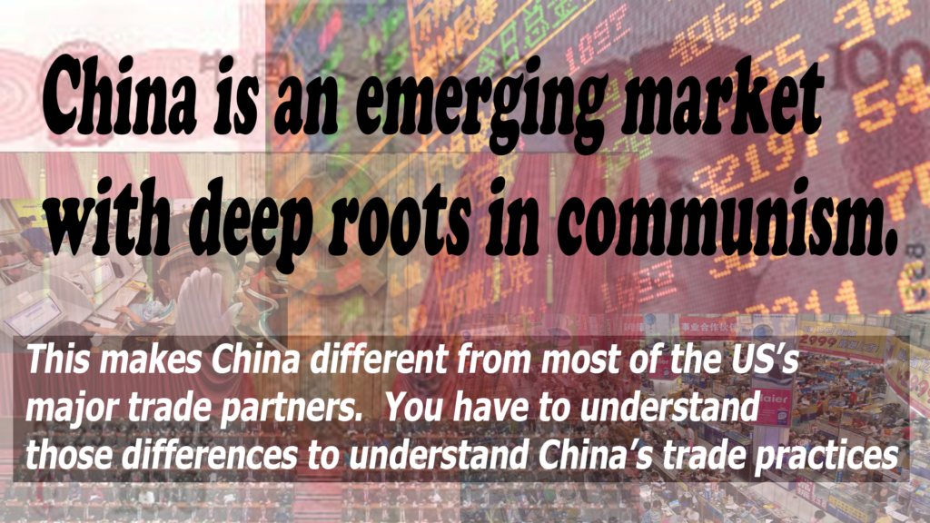 A little background knowledge goes a long way with a place like China.
