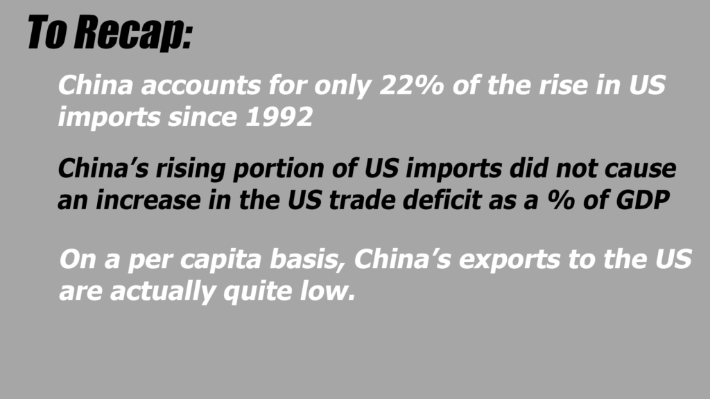 China impact on US Trade-7